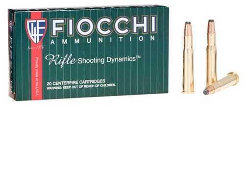 Fiocchi Ammo 30-30 Winchester 170 Gr FSP (Per 20) Md: 3030C
