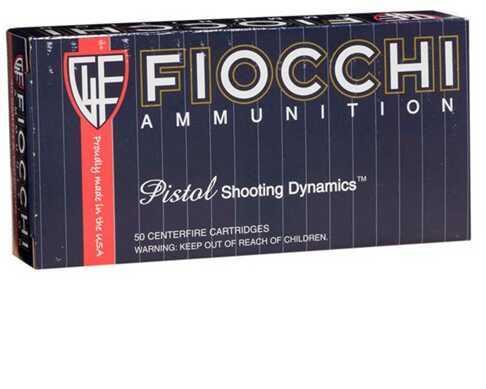 Fiocchi Ammo Fiocchi Shooting Dynamics 44 Special 200Gr 50/Bx (50 rounds Per Box)