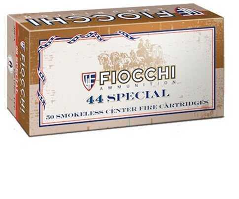 Fiocchi Cowboy 44 Special Lead Round Nose 210 Grains 50 Rounds 44SCA