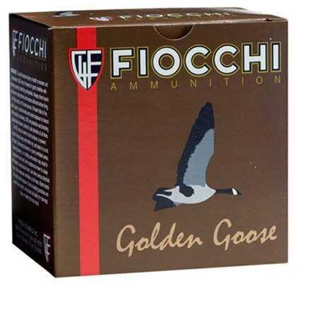 Fiocchi Ammo Fiocchi Golden Goose 12Ga 3.5'' 1-5/8Oz #T 25/Box (25 rounds Per Box)