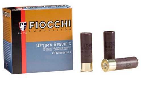 Fiocchi Ammo FioccHi Hi Velocity 12Ga 3'' 1-3/4oz #6 25/Box Ammo