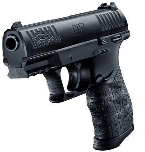 Walther CCP Concealed Carry Pistol 9mm Luger 3.54'' Cerakote Black