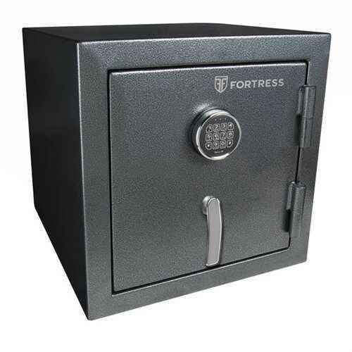 Heritage Safe Fortress E290E Executive Safe, 40Min Fire Resistant, Graphite