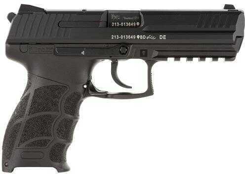 Heckler & Koch P30L LS V3 DA/SA Decock Button No Safety 9mm Luger Luger10 Round 730903L-A5