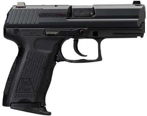 Pistol Heckler & Koch P2000 V3 DA/SA with Decock Button, 10 Round, 9mm Luger 709203-A5