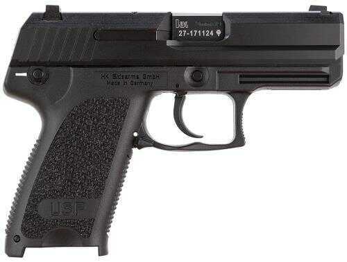 Pistol Heckler & Koch USP9 Compact V1 DA/SA with Safety/Decocker 9mm Luger Luger 10 Round 709031-A5