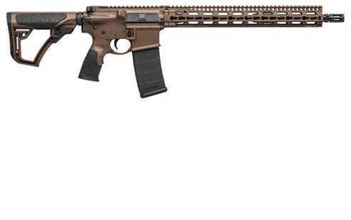 AR-15 Daniel Defense M4 V11 5.56mm NATO KeyMod Slim Rail Mil Spec Semi-Automatic Rifle