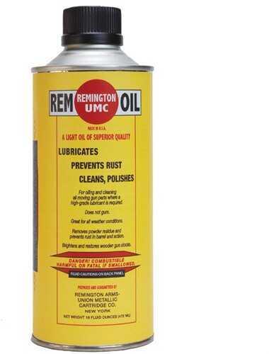 Remington Rem Oil 100Th Anniversary Replica Can 16 oz