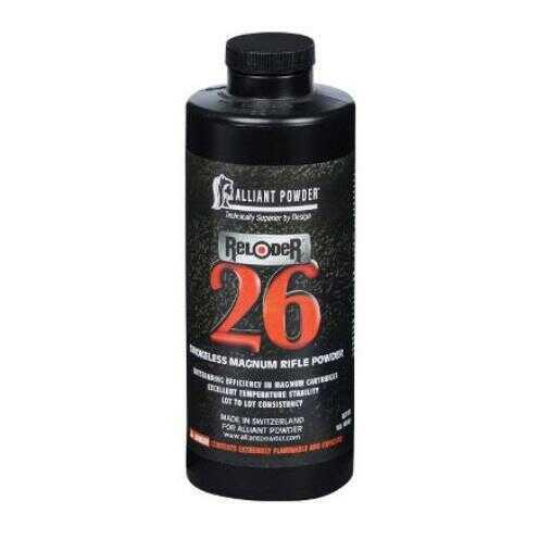 Alliant Powder Alliant Reloder 26 1Lb