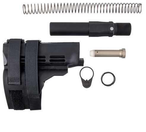 Sig Sauer Sig Sb15 Stabilizing Brace Kit Black (Includes Buffer Tube)