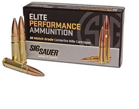 Sig Sauer Sig Ammo 300 Blackout 125Gr Open Tip Match 20 Rounds