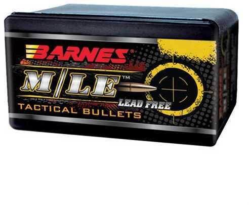 Barnes Bullets Barnes M/LE Tac-X Reloading Bullets 30 Caliber 150 Gr 50 Per Box