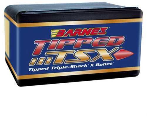 Barnes Bullets TTSX Component Bullets 30 Cal 165Gr, 50 Per Box