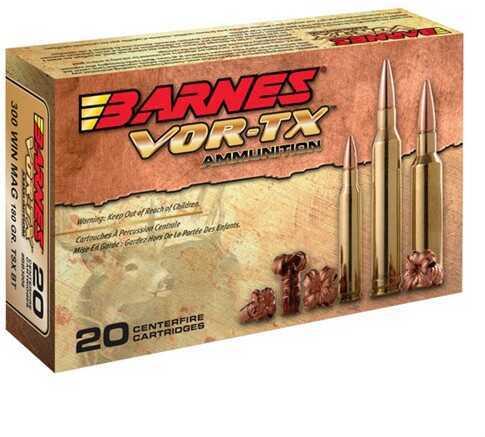 Barnes Bullets Barnes VOR-TX 300 Blackout 110Gr Tac-TX 20/Box (20 rounds Per Box)