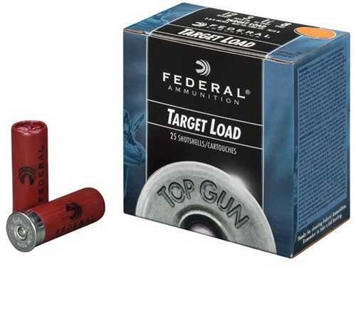Federal Cartridge Federal Top Gun Target Extra Light 12Ga 2.75'' 7/8Oz #8 25/Box