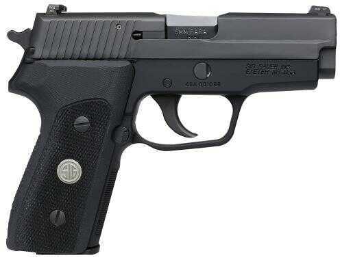 Sig Sauer Pistol P225 9mm Luger Black 8rd