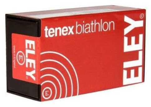 Eley Ammunition Eley Tenex Biathlon Flat Nose 40 Grains 22LR 1160Ft/Sec
