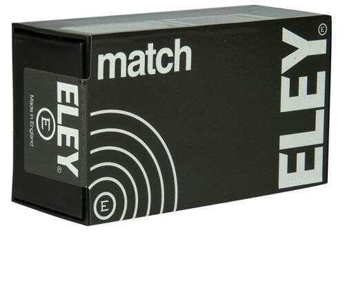 Eley Ammunition Eley Match Flat Nose 40 Grains 22LR 1085ft/Sec 104.9ft/Lb 50Rd/Bx