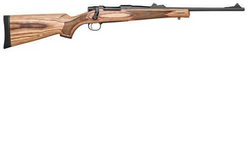Remington Model Seven   Laminated Stock  223 Remington   Bolt Action Rifle   18.5'' Carbon Steel Satin Blued Barrel  5-Round