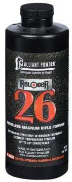 Alliant Powder Alliant Reloder 26 8Lb