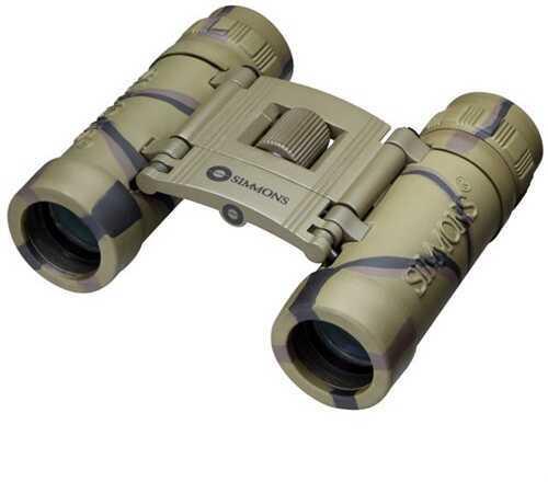 Simmons ProSport Series Binoculars 8x21mm Camo, FRP 899852