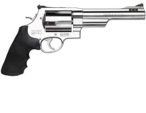"""Revolver Smith & Wesson M500 500 S&W 6.5"""" 5 Round Revolver 163565"""