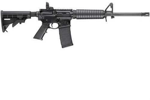 """Smith & Wesson M&P 15 Sport 5.56 NATO 16"""" Barrel 30 Round Adjustable Stock Semi Automatic Rifle 811036"""