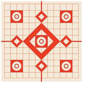 Burris Target 13'' x13'' Pack Of 10