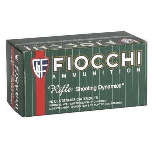Fiocchi Ammo Fiocchi 300 BlackOut 150 Gr FMJ 50 RDS 300BLK