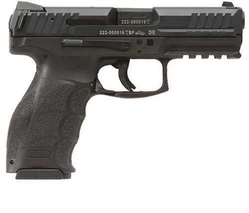"""Heckler & Koch Semi Auto Pistol HK Vp40 40S&W 4.09"""" Barrel 13 Round  Black Finish 2 Mags"""