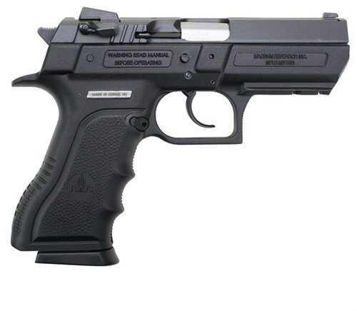 "Pistol Magnum Research Baby Desert Eagle II 9mm Luger 3.93"" Barrel 15 Rounds"