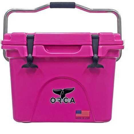 ORCA Coolers Orca Cooler 20Qt Pink