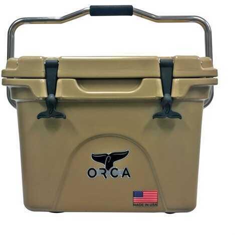 ORCA Coolers Orca Cooler 20Qt Tan