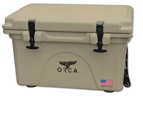 ORCA Coolers Orca Cooler 26Qt Tan