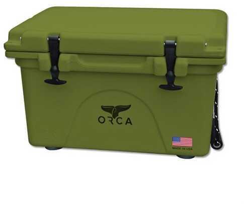 ORCA Coolers Orca Cooler 26Qt Green