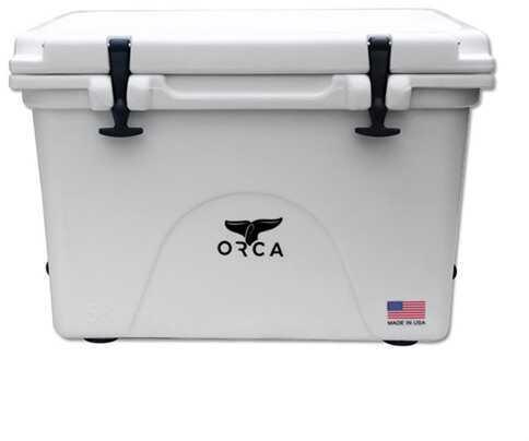 ORCA Coolers Orca Cooler 58Qt White