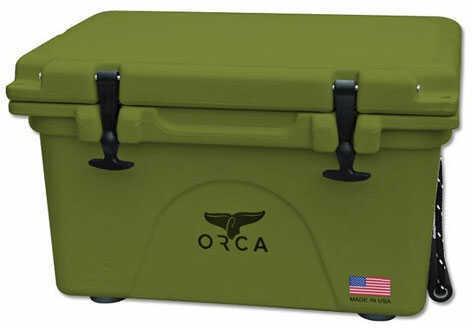 ORCA Coolers Orca Cooler 75Qt Green