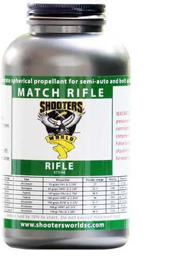 Cascade Industry Shooters World Podwer Match Rifle 1Lb