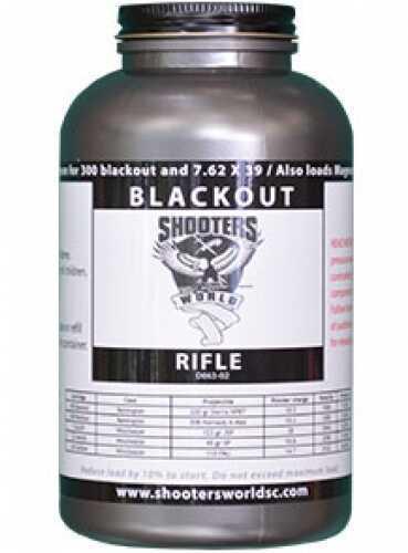 Cascade Industry Shooters World Powder Blackout 8Lb