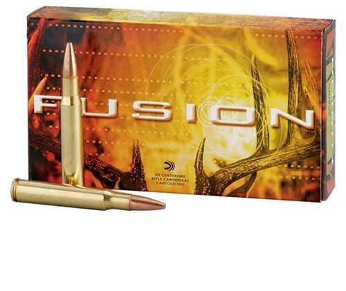 Cascade Industry Federal Fusion 260 Rem 120Gr 20/Bx Ammo