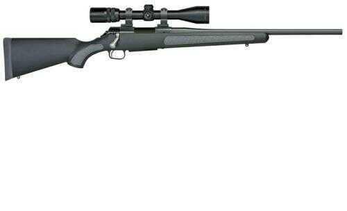 "Thompson/Center Arms Rifle Thompson Center Venture Compact Bolt Action 7mm-08 Rifle, 20"" Barrel 3+1 Capacity, Black Composite"