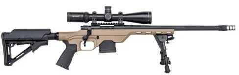 """Rifle Mossberg MVP Light Chassis Vortex HS-T Scoped Combo 5.56 NATO,16.25"""" Med Bull/Fluted/Threaded Barrel"""