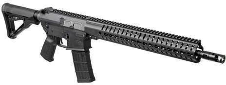 "CMMG Rifle MKW-15 XBE2 458 Socom SBN Anvil 16.1"" Threaded Barrel 5/8 x 32 Threaded RKM15 Handguard SLR Adjustable Gas Block Geissele SSA Trigger Semi-Auto"