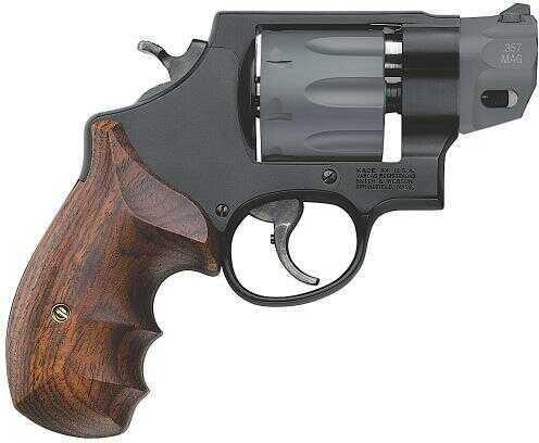 """Revolver Smith & Wesson M327  357 Magnum 2"""" Barrel Scandium Alloy Frame Black/Gray  8 Round 170245"""