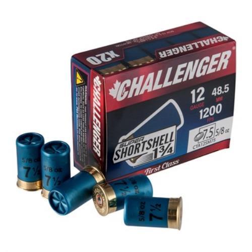 Challenger Super Mini 12 Gauge 2Dr. 3/4Oz 4Buck