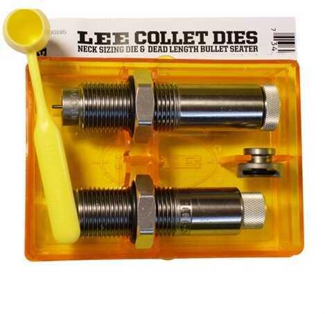 Collet 2-Die Neck Sizer Set 35 Remington, Md: LEE90728
