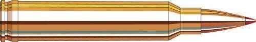 Hornady 300 Winchester Magnum 180 Grain GMX Superformance Ammunition, 20 Rounds Per Box