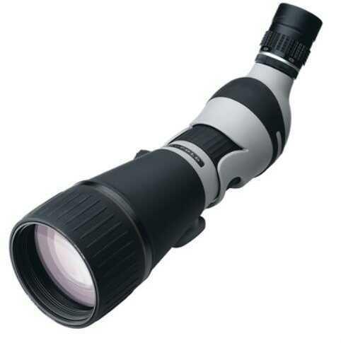 Leupold SX-2 Kenai Spotting Scope 2 25-60x80mm, HD, Angled, Gray/Black