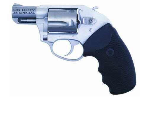 "Charter Arms 38 Special Undercover On-Duty 5 Round 2"" Barrel Aluminum SA/DA Revolver 53810"