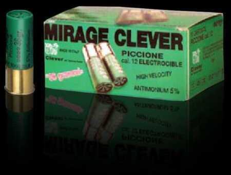 Clever Mirage Pigeon 12Ga 1-1/4Oz 3-1/4Dr #8 250 Rounds Of Shotshells